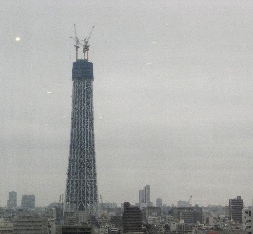 3月16日(火) スカイツリー再び_d0082944_20443222.jpg