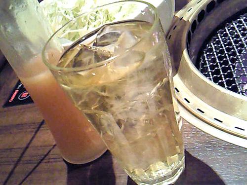 和牛塩焼肉ブラックホール 新宿三丁目店 _c0152767_1443291.jpg