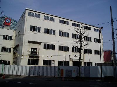 さよなら交通博物館 建物の解体状況(4)_f0030574_2174179.jpg