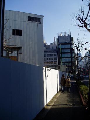 さよなら交通博物館 建物の解体状況(4)_f0030574_2251994.jpg