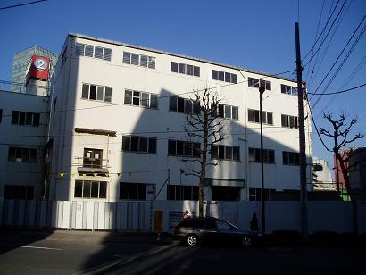さよなら交通博物館 建物の解体状況(4)_f0030574_283013.jpg