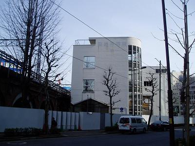 さよなら交通博物館 建物の解体状況(4)_f0030574_4245988.jpg