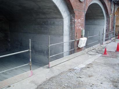 さよなら交通博物館 建物の解体状況(4)_f0030574_4292216.jpg