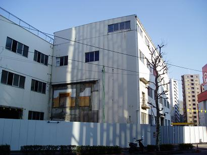 さよなら交通博物館 建物の解体状況(4)_f0030574_484393.jpg