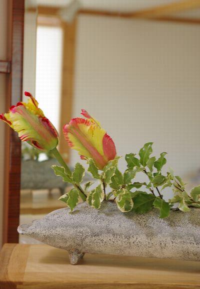 花と器_a0043405_0244697.jpg