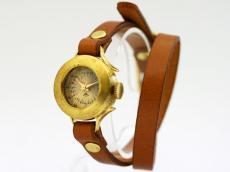 スーツに似合う時計 Daigo「二重巻きVII」_d0083912_20285022.jpg