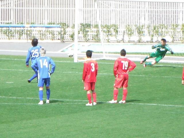 練習試合 vs関西大学(4-0 0-1 4-1)_c0026718_13223152.jpg