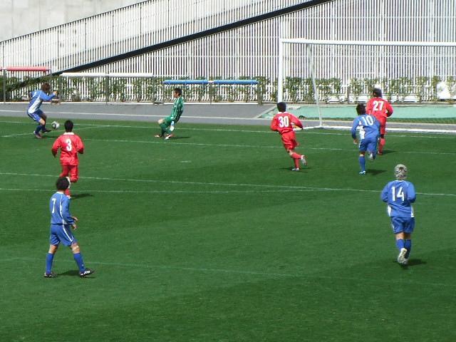 練習試合 vs関西大学(4-0 0-1 4-1)_c0026718_13223193.jpg