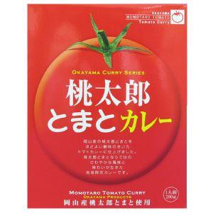 岡山名物 桃太郎とまとカレー_f0151639_11551121.jpg