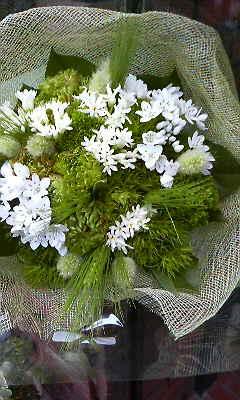 芝生に咲く可憐ブーケ_c0137266_21373263.jpg