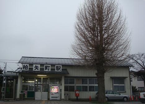駅前通りでクルマをとめて_a0014840_22312525.jpg