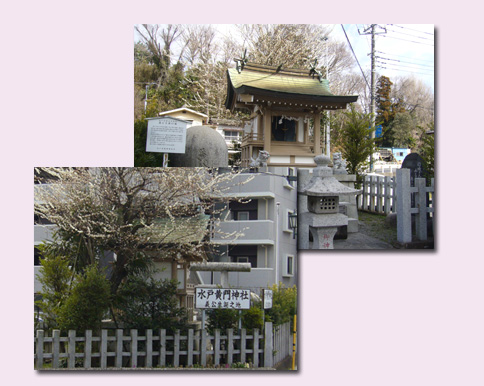 水戸 ウォーキング(1) 水戸城跡 弘道館_c0051105_0493084.jpg