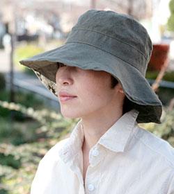 linen hat (fog linen work) _c0118809_3194094.jpg