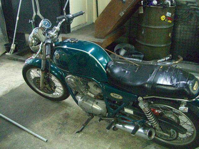 久々のバイク整備_a0164918_14325797.jpg