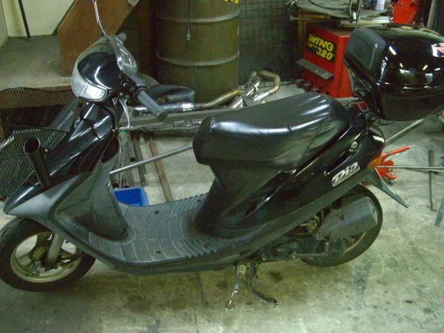 久々のバイク整備_a0164918_14491480.jpg