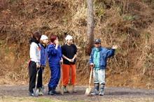 関東から4人の女性がワークステイに越前市にやってきました(その1)_e0061225_1722749.jpg