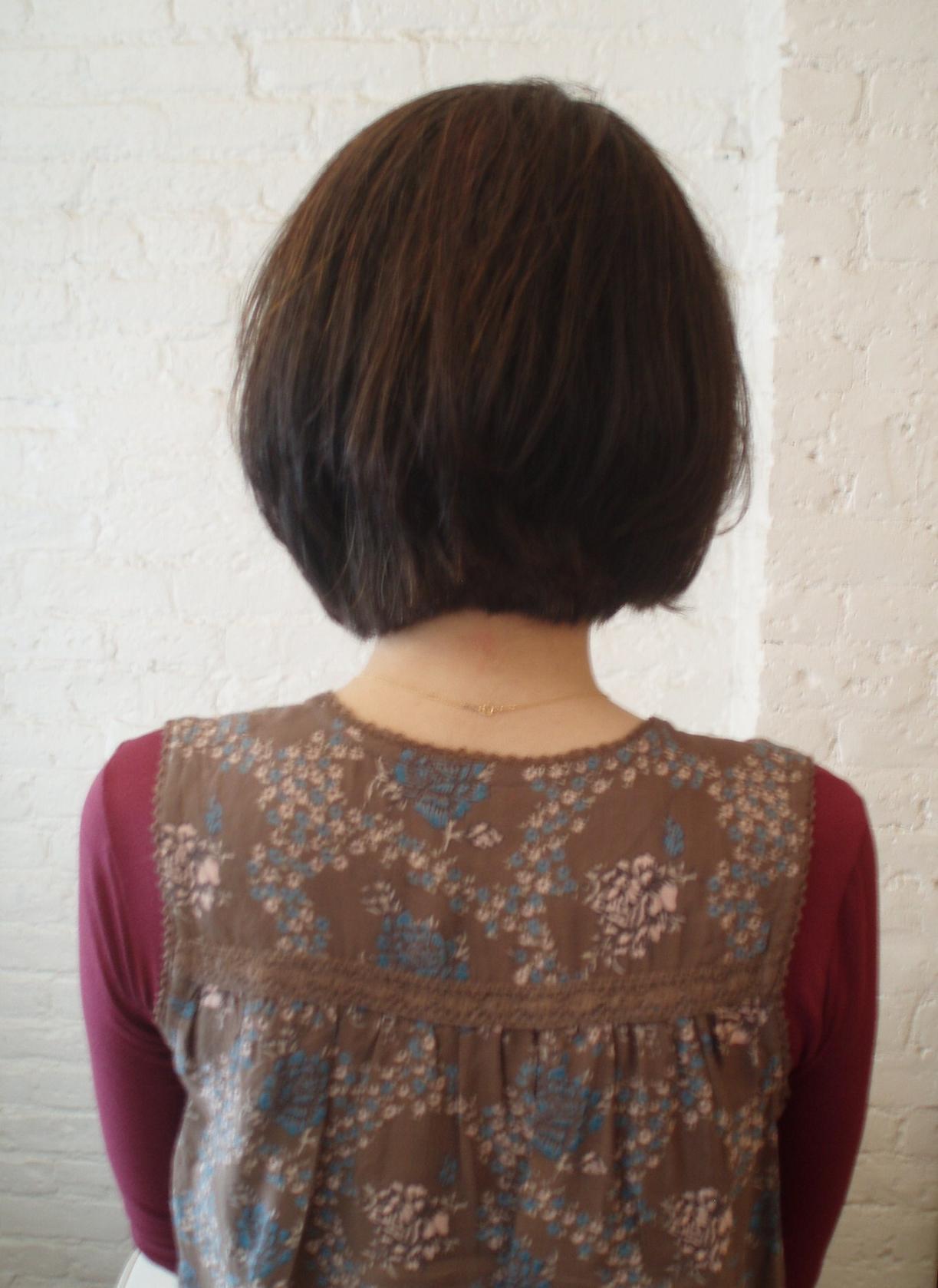 私もとうとう髪を切りました♪_f0095325_653942.jpg