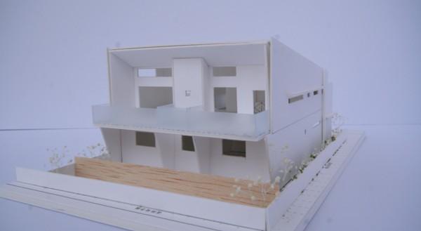 開放感あふれる暮らしを楽しむ★回遊する眺望リビングの家★の模型をホームページに記載しました_d0082356_16482680.jpg