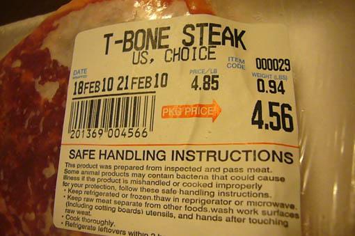 T-bone steak._c0153966_19331221.jpg