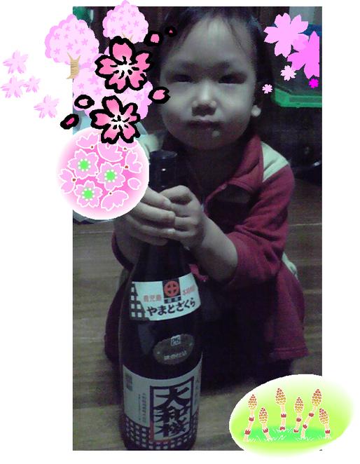 芋焼酎「大和桜」_c0175182_13251828.jpg