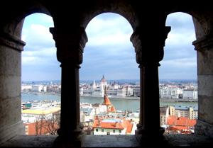 ハンガリー・ブダペスト<観光・食べ物編>_e0030586_510475.jpg