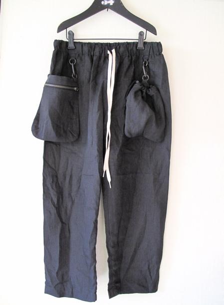 """""""Hige""""Bones Pants -Linen_f0170995_022963.jpg"""