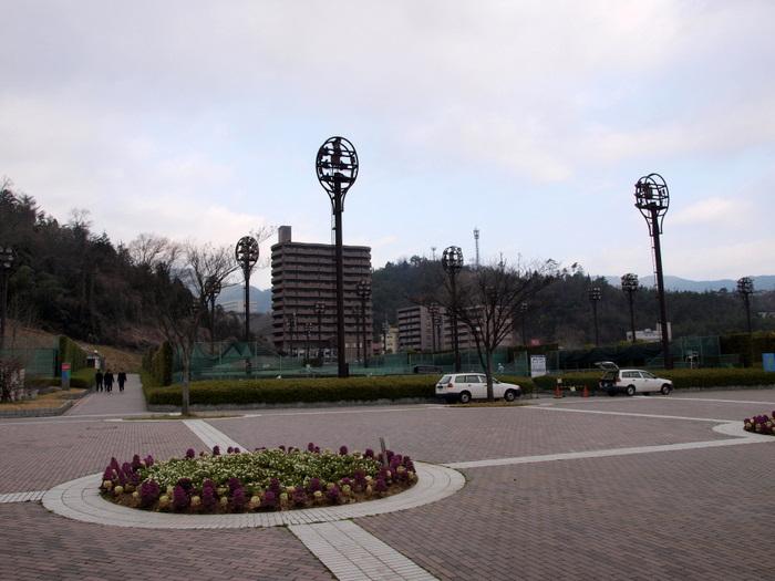 広域公園テニスコート_c0116915_2302025.jpg