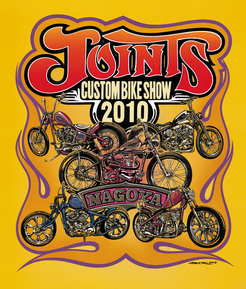 JOINTS CUSTOM  BIKE SHOW_e0196826_12385062.jpg