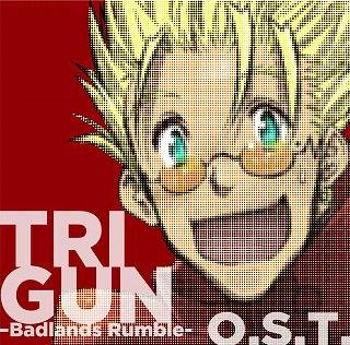 4.21 IN STORES劇場版 トライガンBadlands Rumbleオリジナルサウンドトラック:_e0025035_1220189.jpg