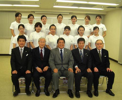 滝川エステティック学院卒業式_b0084241_23293977.jpg