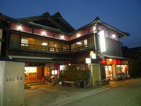 松阪の洋食屋牛銀にて悩んだ末、牛カツ丼の上_c0030645_2215988.jpg