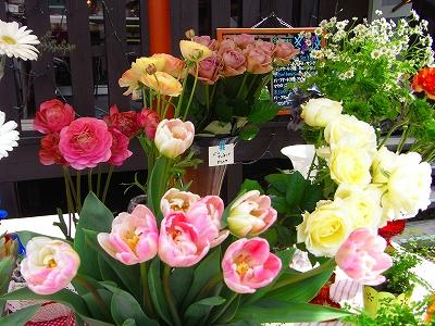お花やさんが やって来た!!_c0207890_1253754.jpg