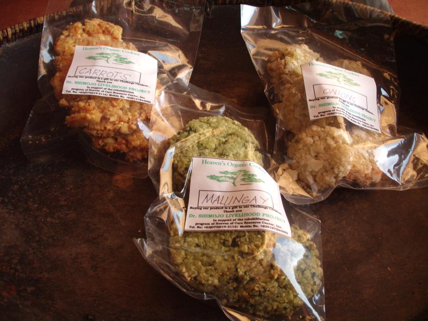 世界未来予想図・野菜クッキー販売開始!_b0128901_1447641.jpg