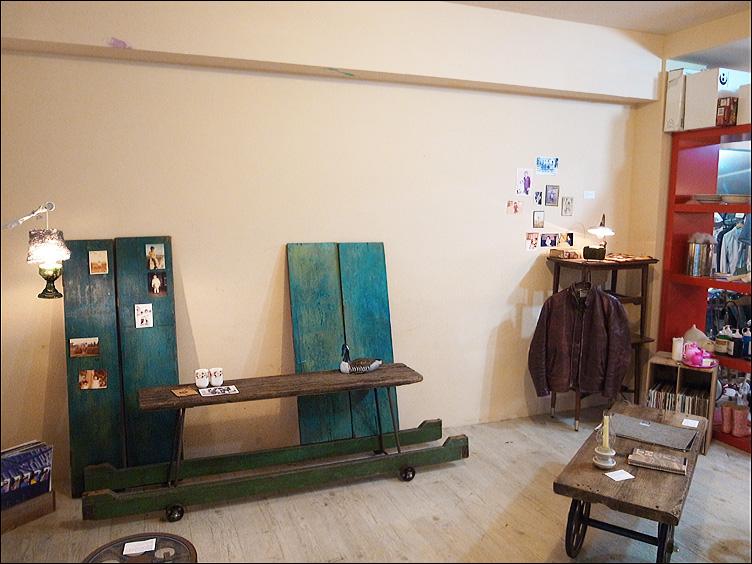 日式簡約風咖啡館──ppaper cafe_c0073742_22101778.jpg