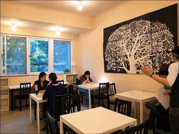 日式簡約風咖啡館──ppaper cafe_c0073742_2283842.jpg