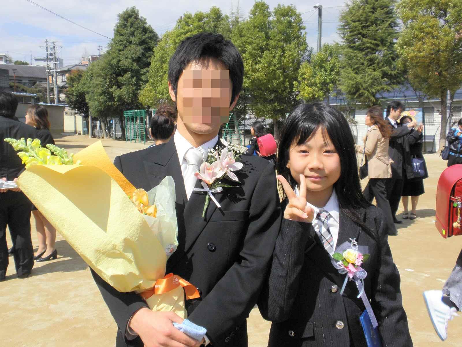 卒業式でした_f0096955_4112061.jpg
