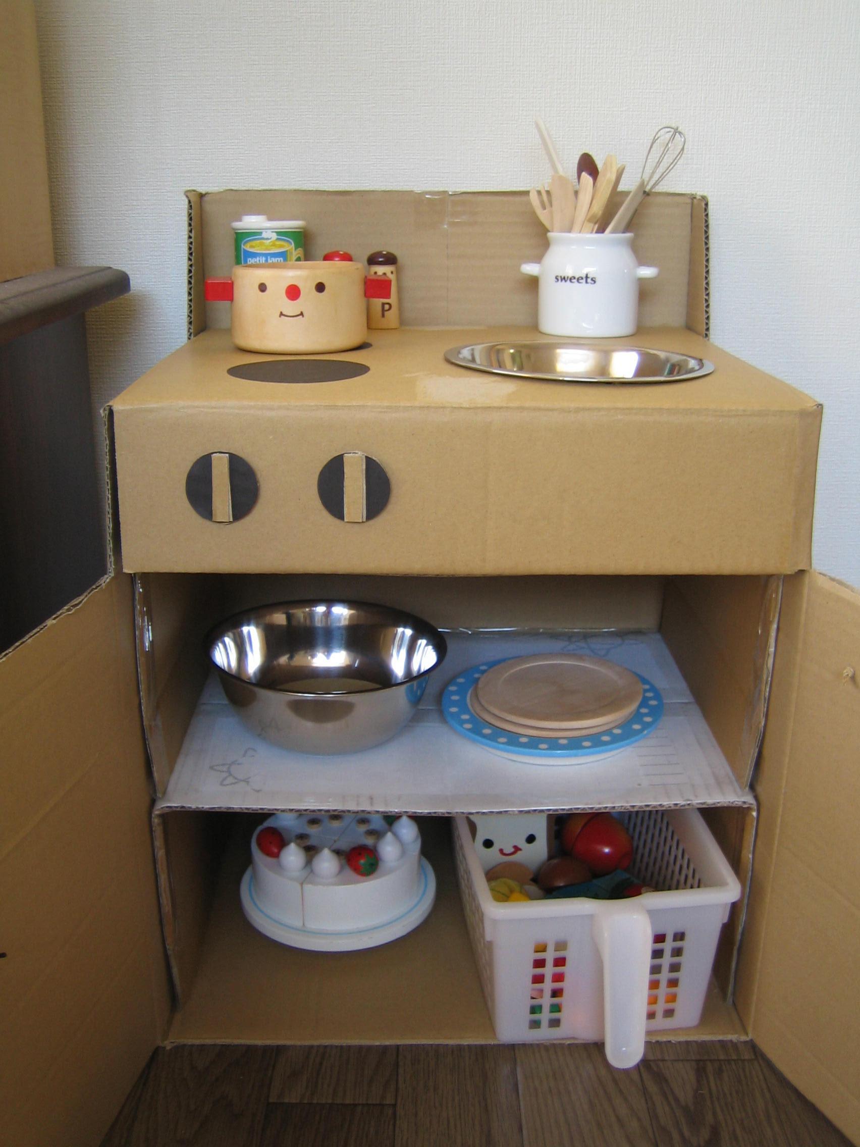手作りキッチンの作品例とおす ...