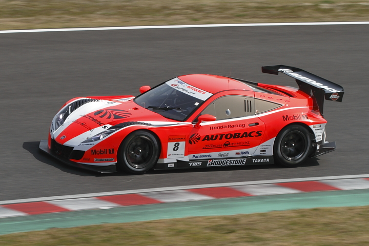 2010 SUPER GT Round1 【公式練習走行】_d0108063_212802.jpg