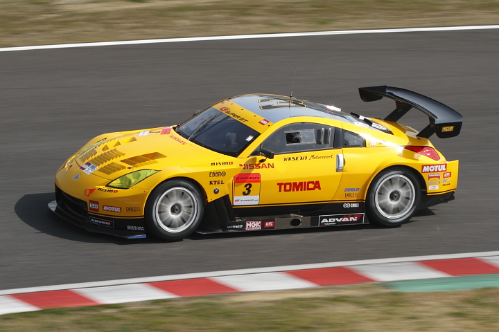 2010 SUPER GT Round1 【公式練習走行】_d0108063_21313640.jpg