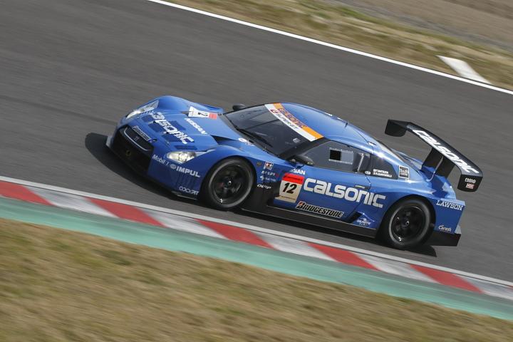 2010 SUPER GT Round1 【公式練習走行】_d0108063_21314875.jpg