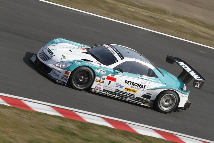 2010 SUPER GT Round1 【公式練習走行】_d0108063_21322873.jpg