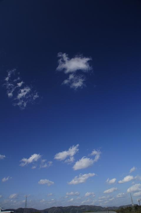 強風と青い空_f0189086_2112585.jpg