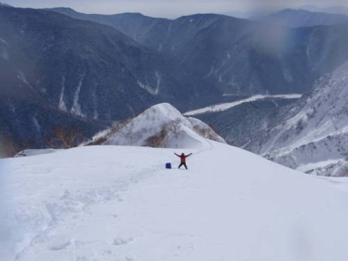 山ーーーー 上高地~前穂高_c0206900_20562135.jpg