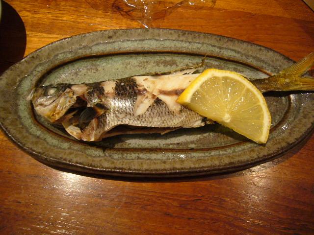 ゆる〜い白身魚、タカベ_a0116902_2211584.jpg