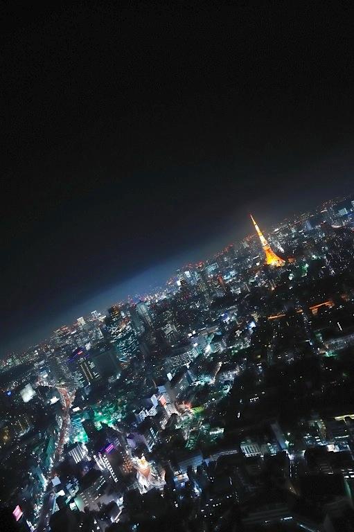 東京上空いらっしゃいませ!  2_d0119505_7331425.jpg