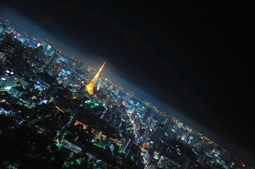 東京上空いらっしゃいませ!  2_d0119505_81312.jpg
