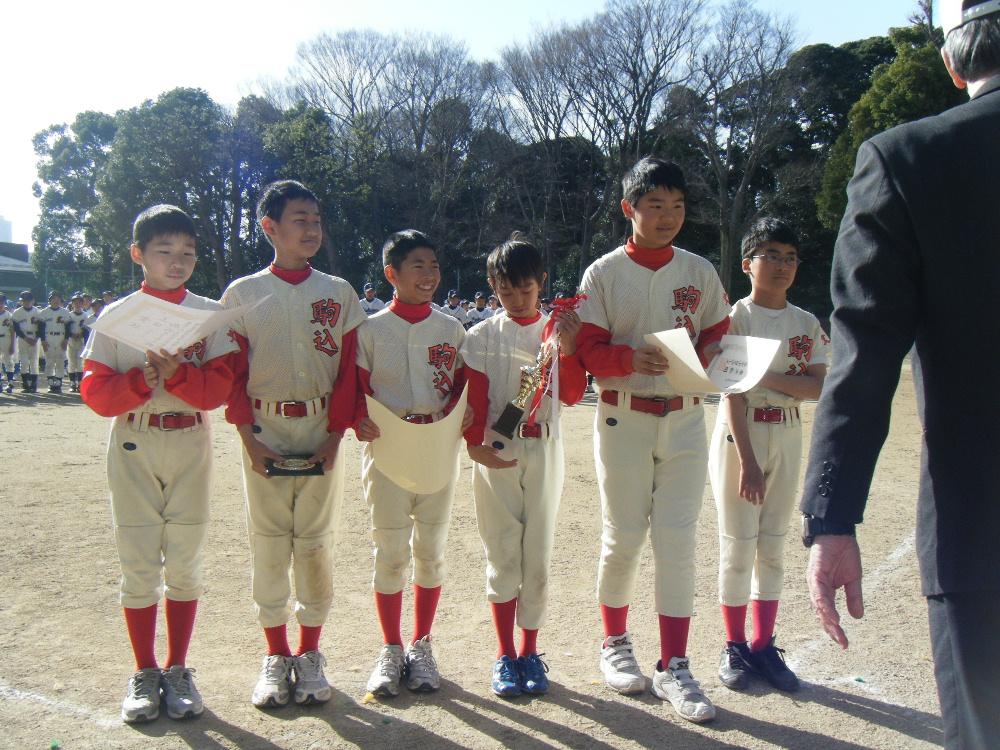 3月21日(日) 野球も卒業(少年野球サヨナラ大会)_e0093518_17484960.jpg