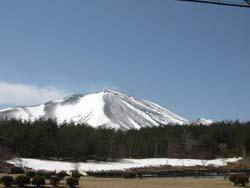 今日の浅間山(日本百名山)_f0146620_22142961.jpg