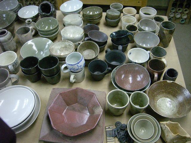 春の陶芸展DM撮影&冷却還元(CRF)の窯が出ました!_e0046128_23515796.jpg