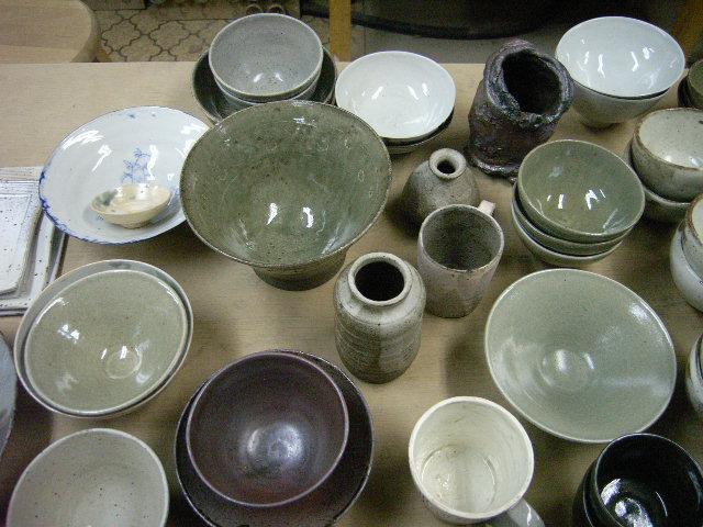 春の陶芸展DM撮影&冷却還元(CRF)の窯が出ました!_e0046128_23541264.jpg